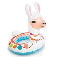 Детский надувной круг для плавания Intex 58221