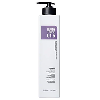 Розгладжуючий Шампунь для Кучерявого Волосся Urban Tribe 01.5 Shampoo Smooth 1000 мл
