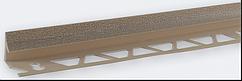 Угол внутренний под плитку (7-8 мм) песочный LTR07