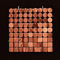 Планшеты с пайетками 30 мм, SolaAir, цвет 51 / Паприка, 1 шт