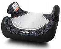 Автокресло Nania Topo Black  15-36 kg