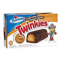 Hostess Twinkies Chocolate Peanut Butter 385 g, фото 1