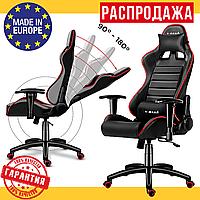 Компьютерное Геймерское Кресло (Польша) HUZARO FORCE 6.0 Черно-красное