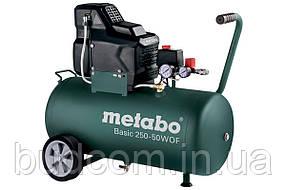 Безмасляный компрессор Metabo Basic 250-50 W OF (601535000)