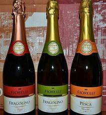 Вина игристые FRAGOLINO, их особенности, выгодная покупка в Днепре