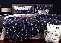 Комплект постельного белья Ноты