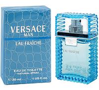 VERSACE EAU FRAICHE MEN - ОРИГИНАЛ 100%. (Версаче Мен О Фреш) Туалетная вода. edt - 30мл.
