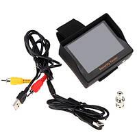 Монитор манжета для установки настройки CCTV камер