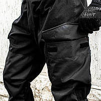 """Костюм горный """"Горка - 5"""" СпН (BLACK), фото 5"""