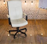 Защитный коврик подложка под кресло 2000х1500мм. Толщина 2 мм. Кристально-прозрачный.