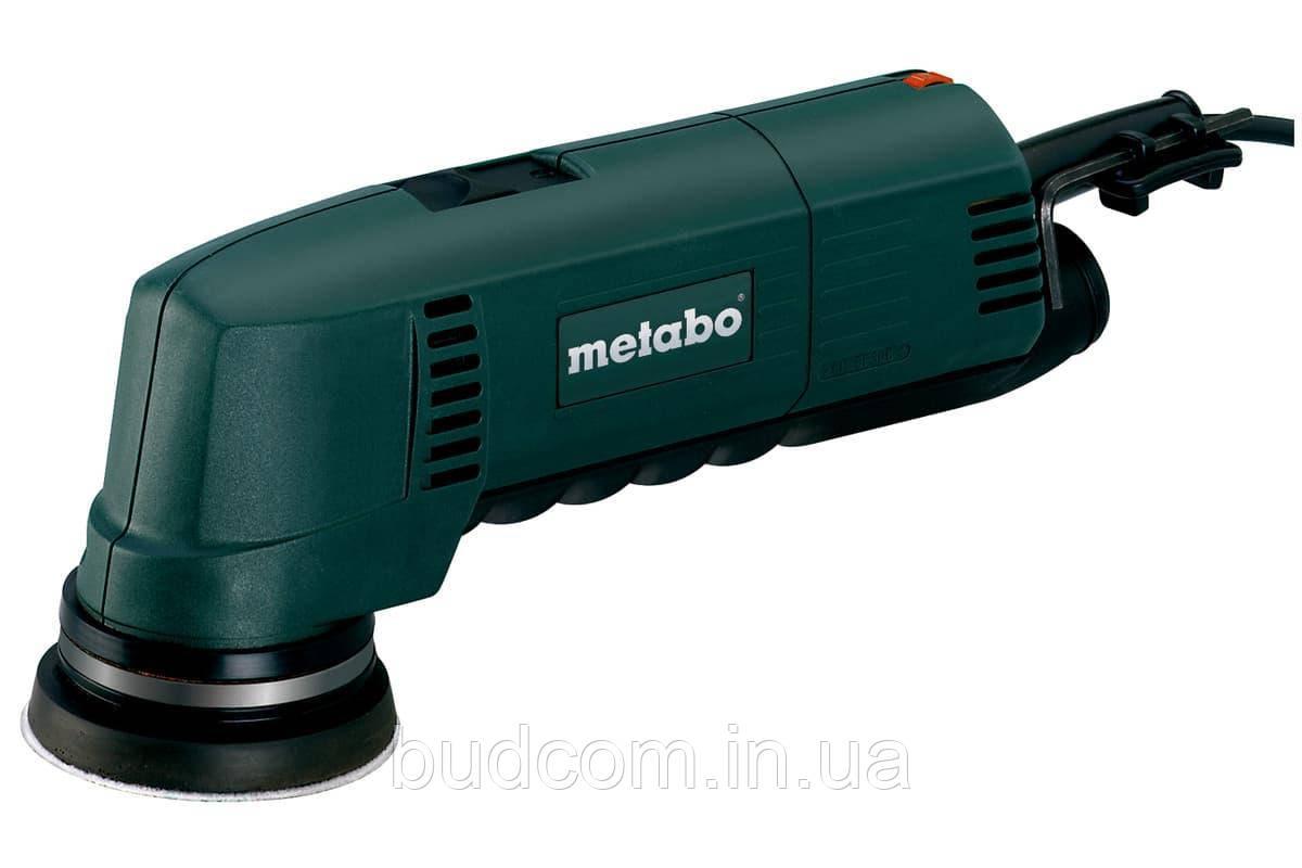 Эксцентриковая шлифмашина Metabo SXE 400 (600405000)