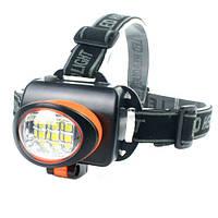 Налобный фонарь, фонарик, фара LED 6Вт LL-536