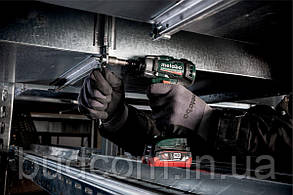 Аккумуляторный ударный гайковерт Metabo PowerMaxx SSD 12 BL каркас+MetaLoc (601115840), фото 3