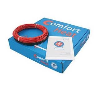 Нагрівальний кабель CTAV-18 Comfort Heat для теплої підлоги