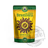 """Кофе натуральный растворимый сублимированный """"BRAZIL`ERO™"""" Classic, 70 г"""