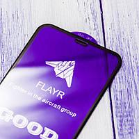Стекло 5D Speak Protection Apple iPhone 11 Черное, фото 1