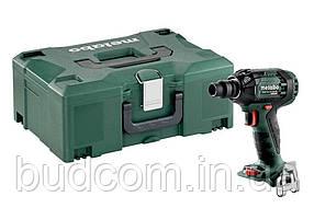 Аккумуляторный ударный гайковерт Metabo SSW 18 LTX 300 BL каркас + MetaLoc (602395840)