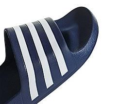 Шлепанцы мужские Adidas Adilette Aqua F35542 Темно-синий, фото 2