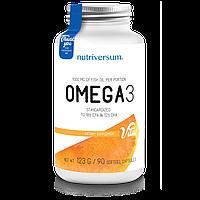 Омега Nutriversum - Omega 3 (90 капсул)