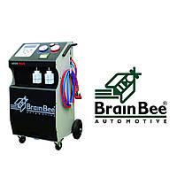 Установка для обслуживания автомобильных кондиционеров BRAIN BEE CLIMA 6000 Plus