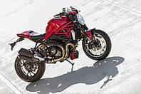 Представлен новый монстр от компании Ducati - Ducati Monster 1200 R