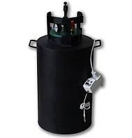 Автоклав побутовий для консервування ЧЄ-24 electro на 24 банки електричний для дому домашній, фото 1