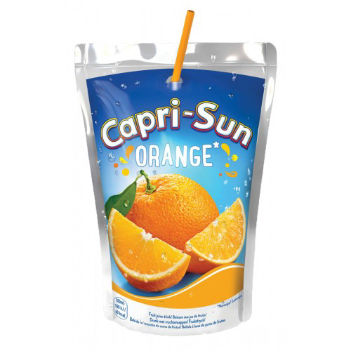 Capri-Sun Orange Сок со вкусом апельсина
