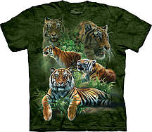 Футболка The Mountain Jungle Tigers 103301