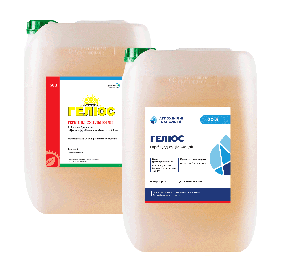Гербіцид та десикант ГЕЛІОС РК сіль гліфосату  480 г/л аналог Раундап / Гелиос соль глифосата