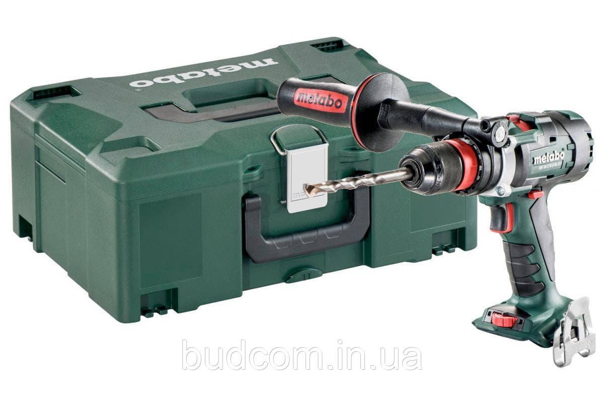 Аккумуляторный шуруповерт Metabo BS 18 LTX-3 BL Q I Каркас MetaLoc (602355840)