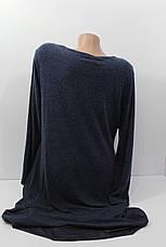 Женские батальные платья оптом G-O 8374, фото 2
