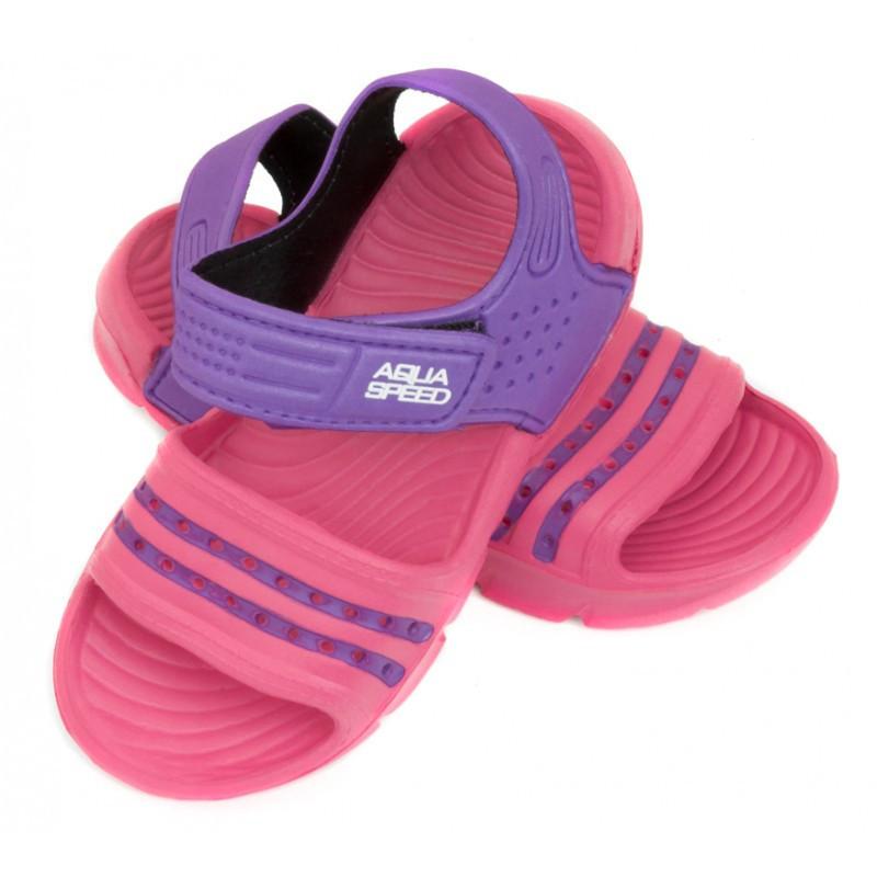 Размер 28 Сандалии детские пляжные Aqua Speed Noli (original) спортивные, босоножки