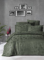 Комплект  постельного белья  жаккард TM First Choice Clover haki
