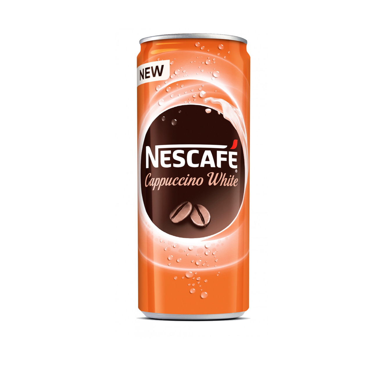 Холодный кофе Nescafé Cappuccino White