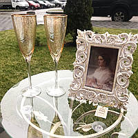 Бокал для вина, бокал 2шт. 6шт. бокал для шмапанського. бокалы для свадьбы