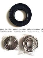 Подшипники бака и сальник для стиральной машины Ariston 30*52*10  6204   6205