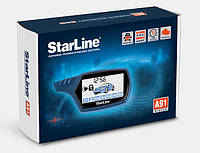 Двухсторонняя автосигнализация с автозапуском StarLine A91/91