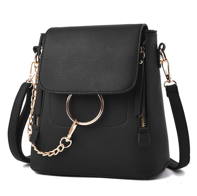 Рюкзак женский сумка трансформер Faye
