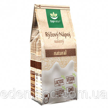 Молоко сухое рисовое Topnatur, 350 г