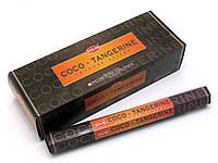 Аромапалочки Coco Tangerin (Кокос и мандарин) (Hem) шестигранник
