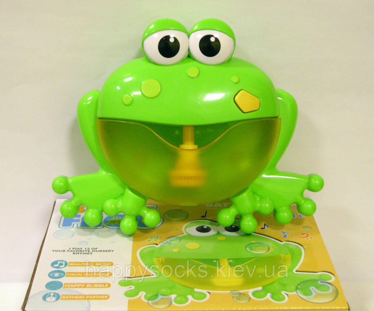 Іграшка для ванної Жаба