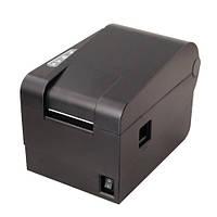 Термопринтер этикеток, наклеек, штрих-кода Xprinter XP-235B 58мм