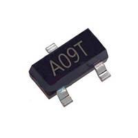 Чип AO3400A AO3400 A09T SOT23, Транзистор MOSFET N-канальный