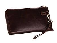 Модный кожаный мужской клатч 8040C
