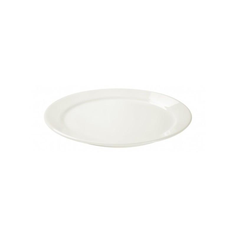 Тарелка десертная 19 см айвори Bari Ipec FDB-19-I