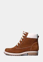 VM-Villomi Зимние рыжие ботинки женские