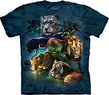 Футболка The Mountain Big Cats Jungle 103315
