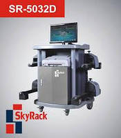 Компьютерный беспроводной стенд развал-схождения SKYRACK