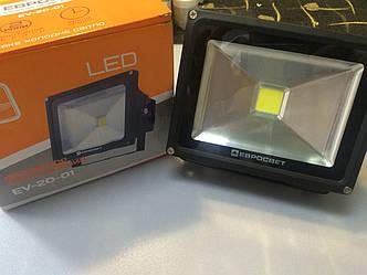 Прожектор светодиодный LED 20 Вт (W), фото 2