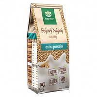 Молоко соєве екстра протеїн для СПОРТСМЕНІВ Topnatur, 350 г